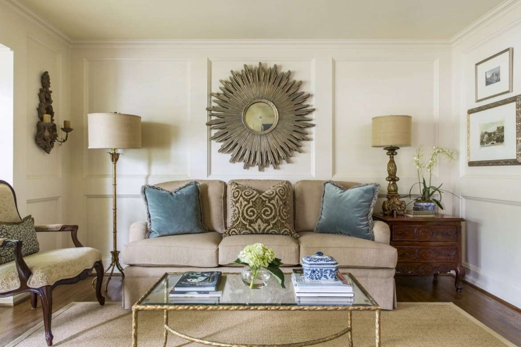 Timeless traditional k lewis interior design for Timeless home design