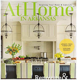At Home Magazine May 2015 by Krista Lewis interior design