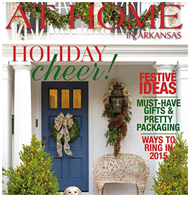 At Home December 2014- Krista's House by Krista Lewis interior design