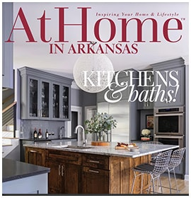 At Home September 2018- Well's Kitchen and Breakfast Room - by Krista Lewis interior design