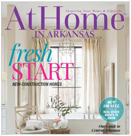 At Home Magazine - Naturally Neutral - April 2018 by Krista Lewis interior design