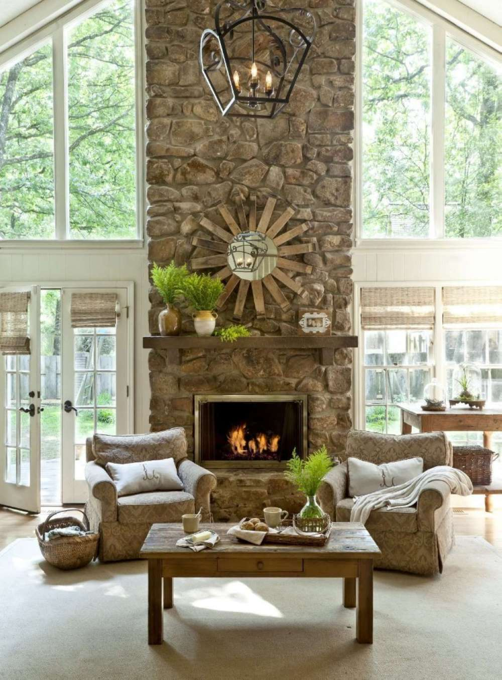 Rustic Family Residence