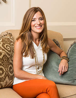 About Krista Lewis Arkansas Interior Designer
