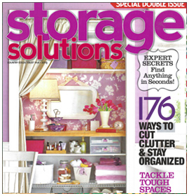 Storage Solutions by krista lewis