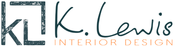 K lewis Interior design logo